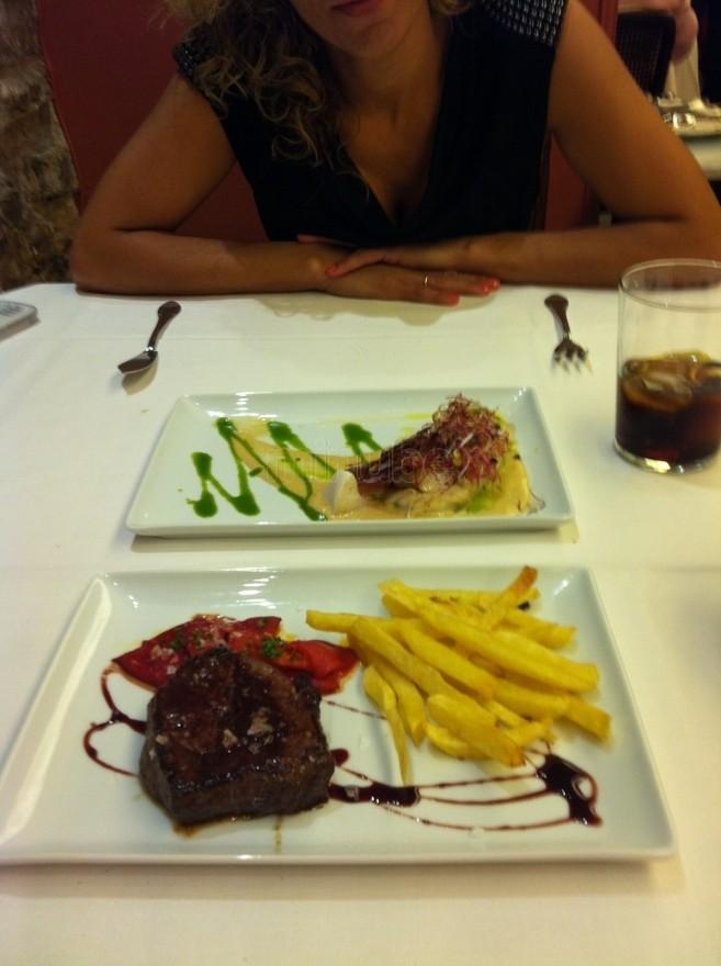 Platos recomendados restaurante Karlos Arguiñano