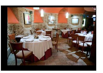Salones restaurante El Real