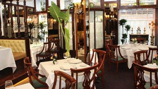 Restaurante Lanziego de Donosti