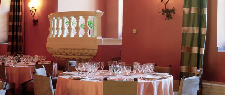 Restaurante del Parador de Cuenca o Convento de San Pable