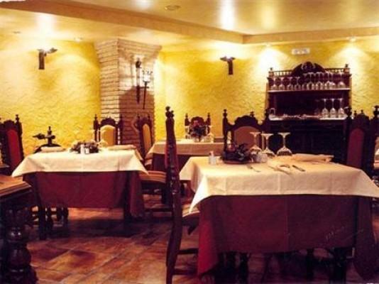 Salón principal restaurante Pepes