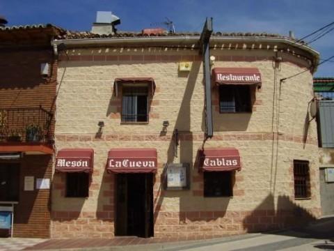 Restaurante Mesón La Cueva de Tariego de Cerrato, Palencia
