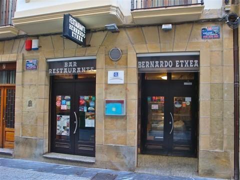 Bernardo Etxea Restaurante