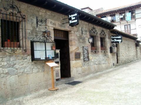 Restaurante Los Blasones Santillana del Mar
