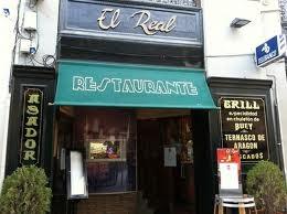 Cafetería El Real de Zaragoza
