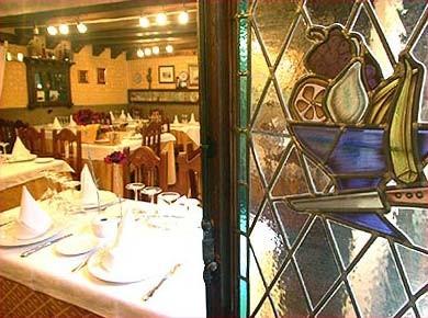 Salón del Mesón Restaurante La Oficina