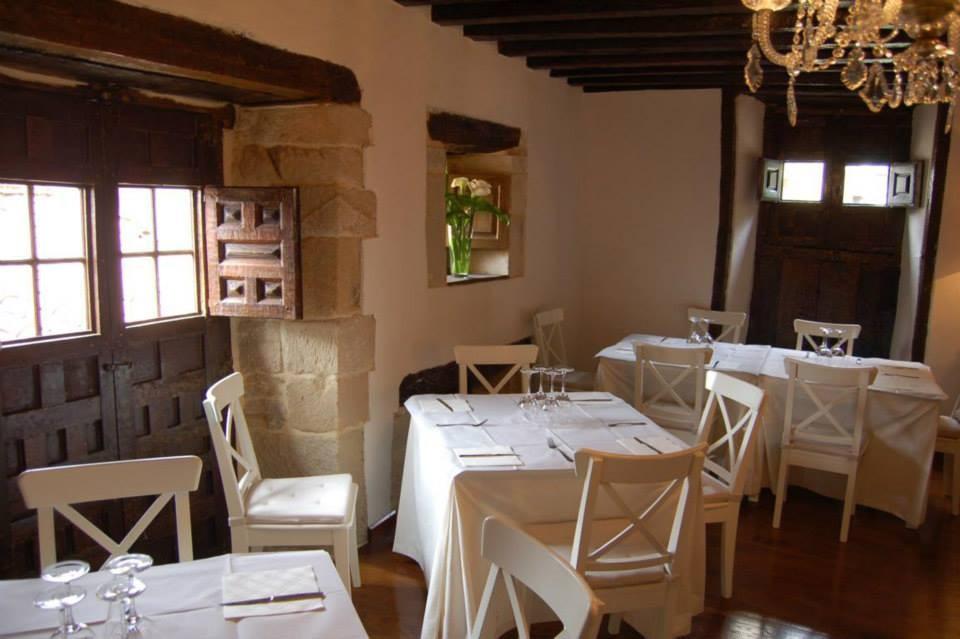 Salón interior la Huerta del Indiano
