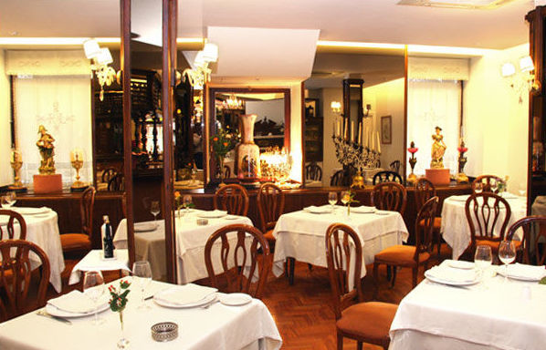 Restaurante Lanziego de San Sebastián