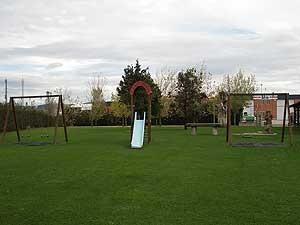 restaurantes con jardín Navarra