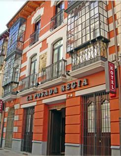 Posada Regia en centro de León