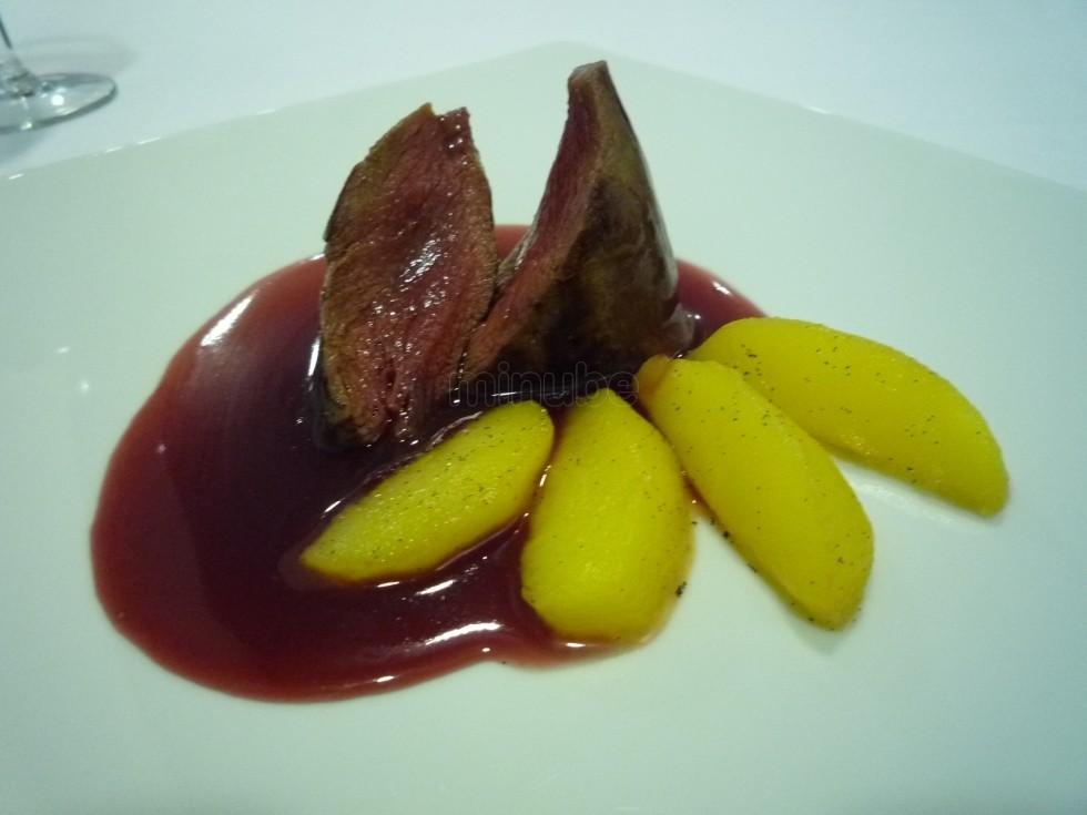 carnes del restaurante Delirios de León