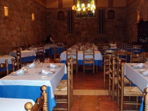 Salón principal Bodega del Canal en Villamuriel de Cerrato