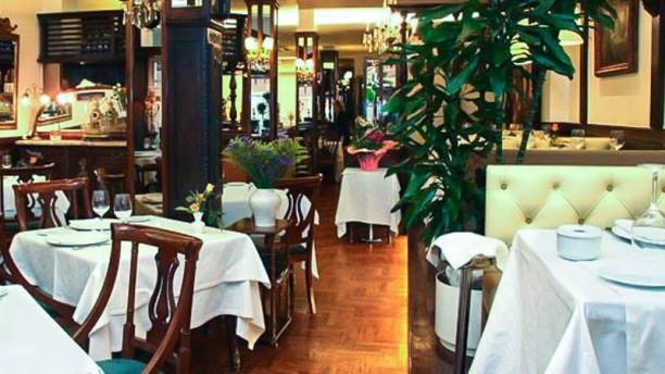 Salón del Restaurante Lanziego