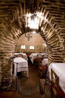 La cueva del restaurante Botín