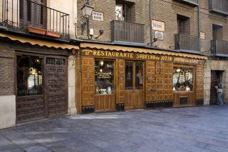 El famoso restaurante Botín