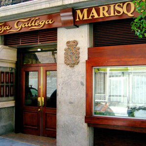 Restaurante en calle Bordadores de Madrid