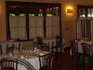 Salones boda Restaurante Mutiloa