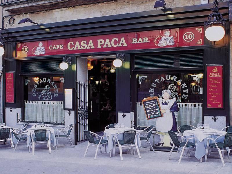 Bar Casa Paca de Salamanca