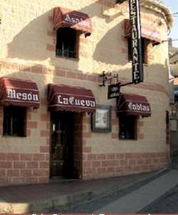 Mesón Restaurante La Cueva de Tariego de Cerrato en Palencia