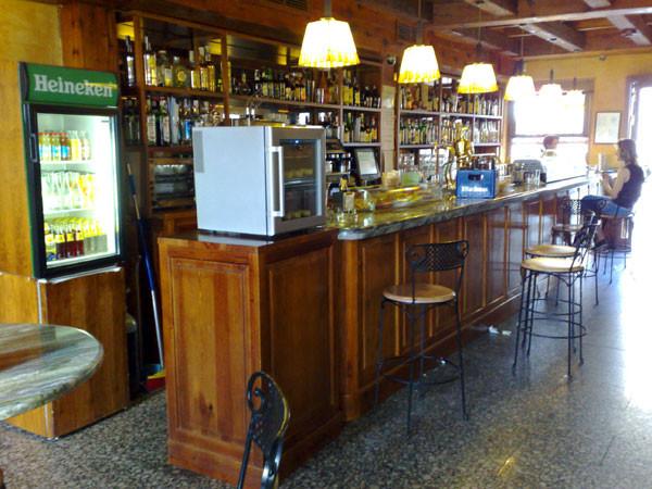 Bar Los Arcos en el centro de Cuenca