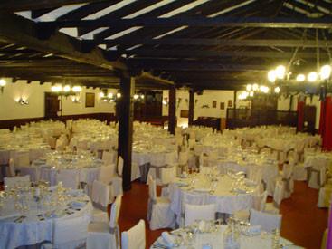 Banquetes y bodas en Chinchón