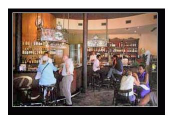 Cafetería del Restaurante El Real