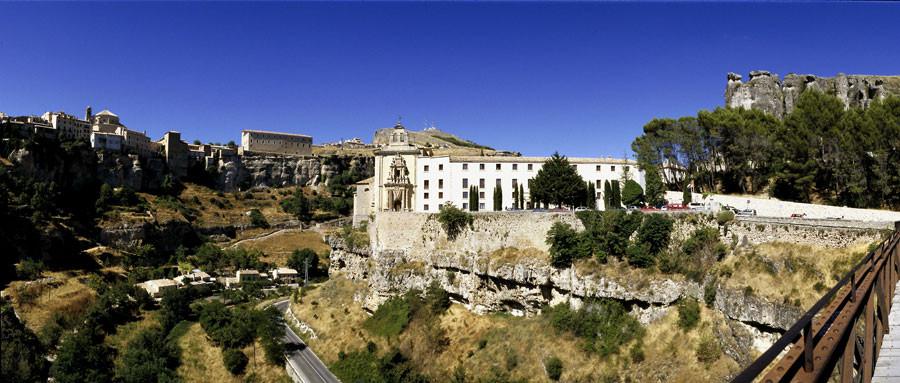 El Viejo Convento de San Pable en Cuenca