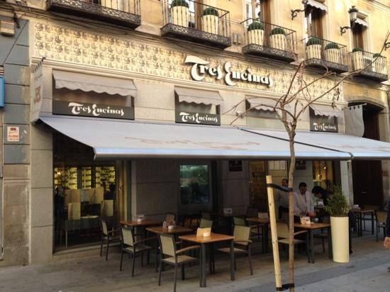 Restaurante Marisquería Tres Encinas Madrid