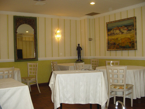 Salones restaurante Gayarre Zaragoza