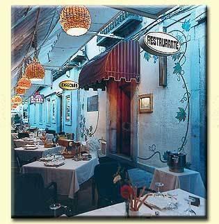 Restaurante Charolés de San Lorenzo el Escorial