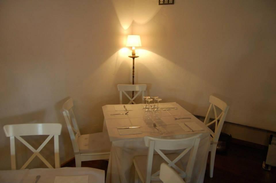 Mesa Restaurante la Huerta