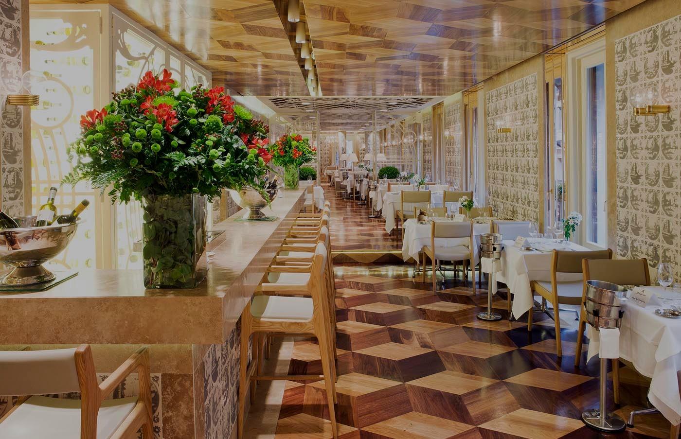 Restaurante recomendado Madrid