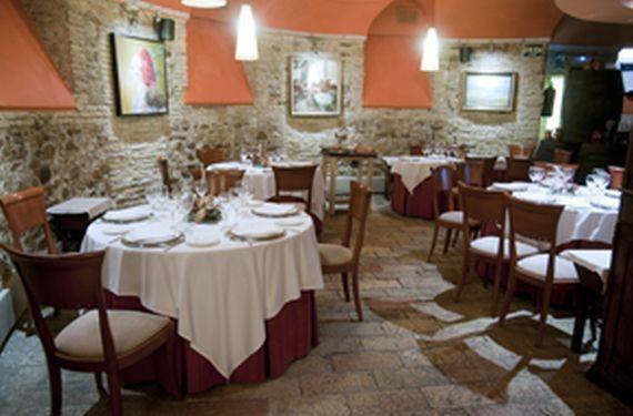 Salones restaurante El Real Zaragoza