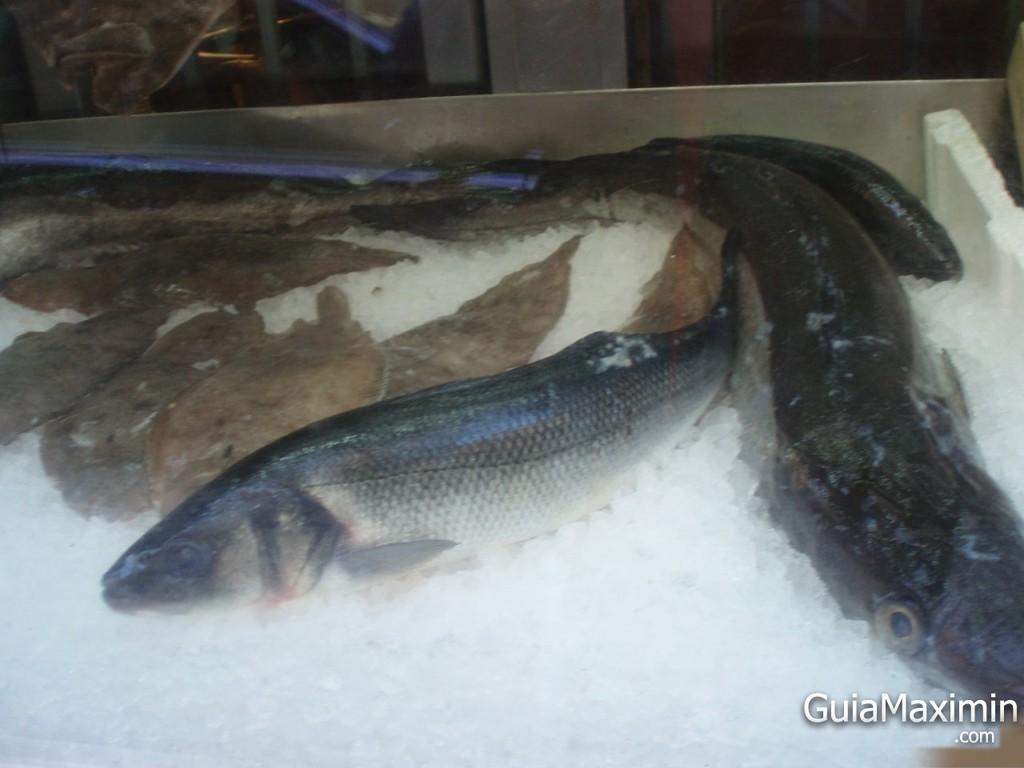 Pescados y mariscos de alta calidad en Madrid
