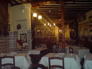 Salón del Restaurante Botín