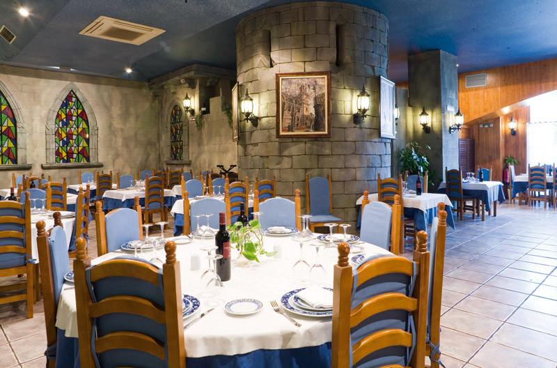 Restaurante en Rochapea