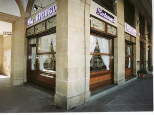 Restaurante Víctor en Plaza Nueva de Bilbao