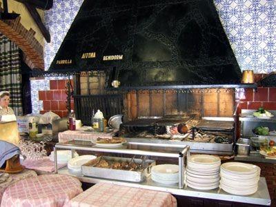 Restaurantes en Benidorm