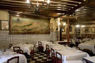 Salones del restaurante Botín