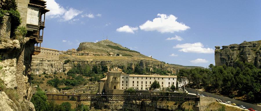 Parador de Cuenca y restaurante del Convento de San Pablo