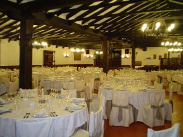 Restaurante para bodas en Chinchón