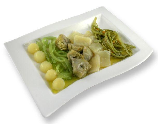 Excelentes platos en el Lanziego Restaurante