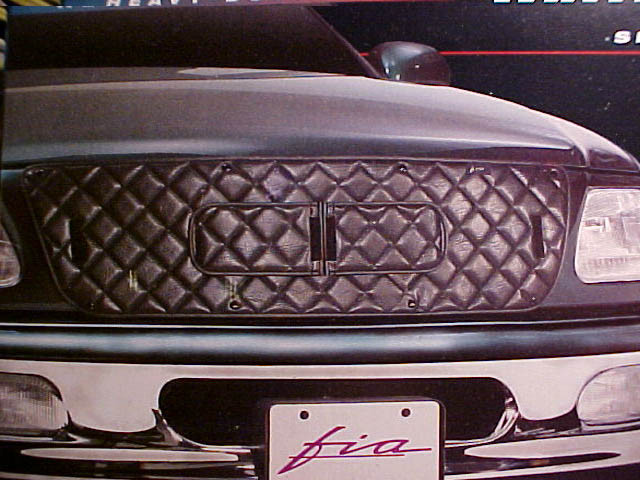 Fia Winter Fronts Amp Bug Screen Winter Front Grill Cover