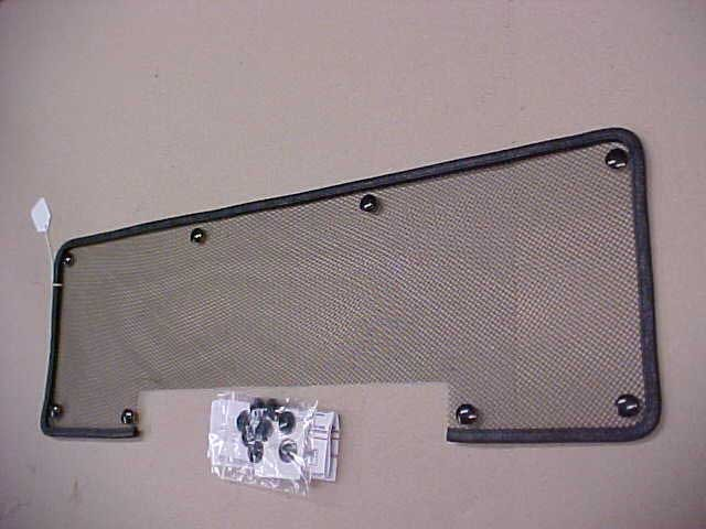 Bug Screen Ford F150 2011 2012 2013 2014  with or w//o Ecoboost Behind Grille