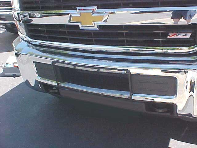 2016 Silverado Bumper Bug Screen