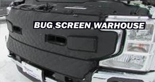 2020 Super Duty Ford F250 F350 F450 F550 Winter Front and Bug Screen