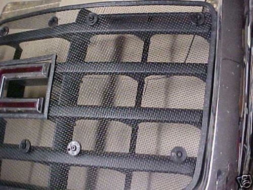 Products Winter Front Grill Cover And Bug Screen