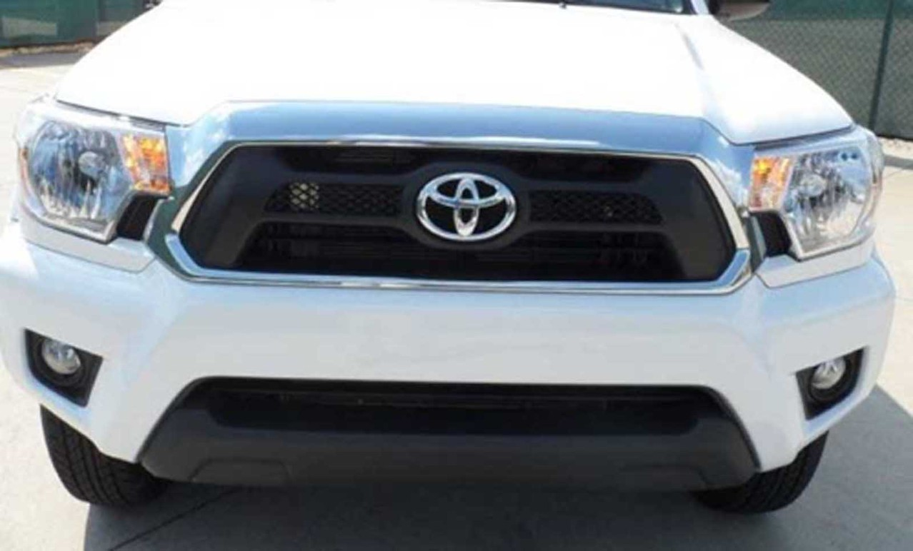 Behind The Grille Bug Screen Toyota Winter Front Grill