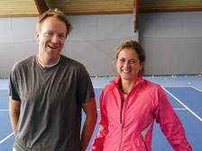 Clubtrainer Jan & Veneta Beusch