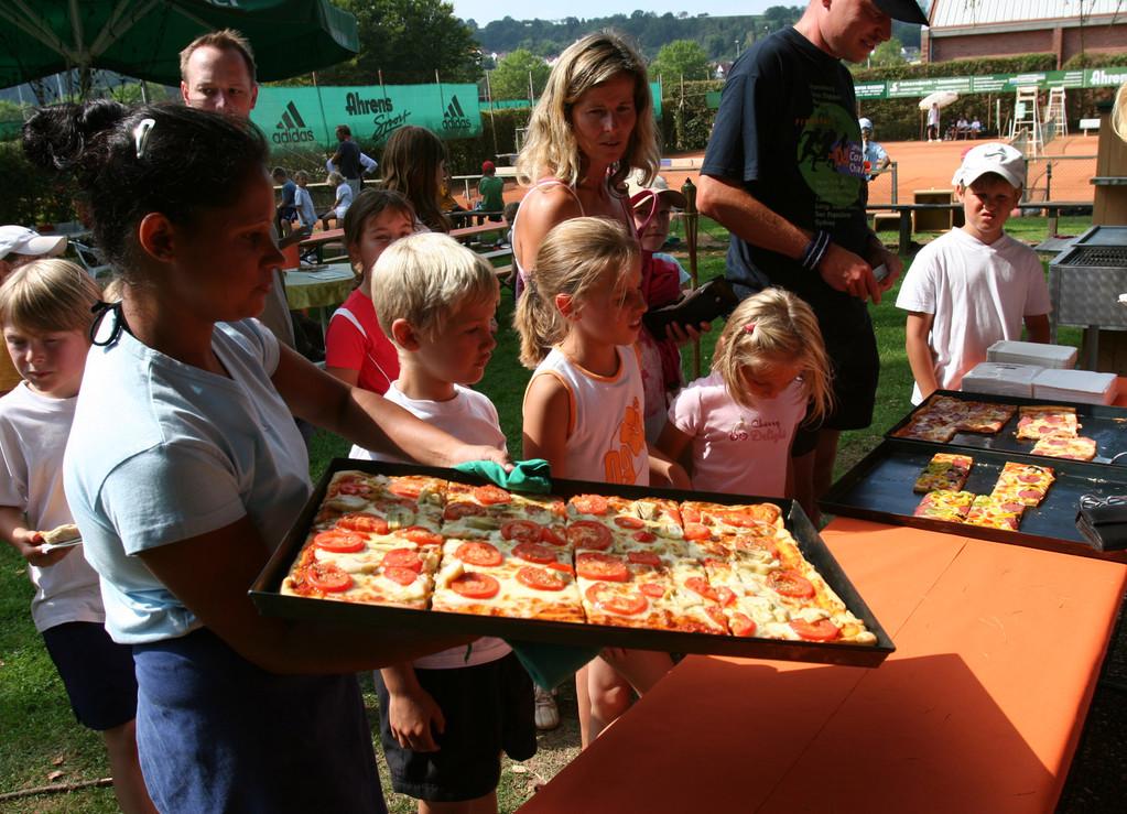 Pizza für die Kleinen und Großen